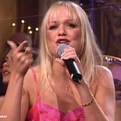 Spice Girls Wannabe Live at SNL DVD newavi 00005