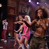 Spice Girls Wannabe Live at SNL DVD newavi 00006