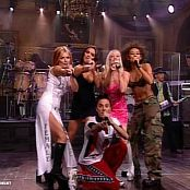 Spice Girls Wannabe Live SNL Video