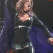 Britney Spears Latex And Leather Gif Animations Pack 028