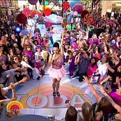 Katy Perry I Kissed a Girl Live Todays Show 2010 HD Video
