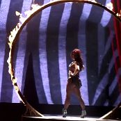 Britney Spears Circus Live Piece of Me Tour HD Video