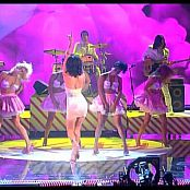 Katy Perry California Gurls Live 2010 Sexy Pink Latex Catsuit 080914mkv 00005