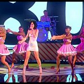 Katy Perry California Gurls Live 2010 Sexy Pink Latex Catsuit 080914mkv 00006
