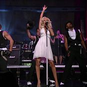 Christina Aguilera Aint No Other Man Live David Letterman HD Video