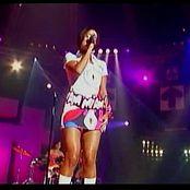 Alizee Gourmandises Live Hit Machine 2004 Video