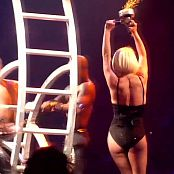 Britney Spears Do Something Live On Her Circus Tour HD Video