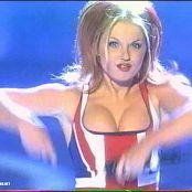 Spice Girls Who Do You Think You Are Wannabe Live Brit Awards 1997 new 250914avi 00003
