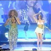Spice Girls Who Do You Think You Are Wannabe Live Brit Awards 1997 new 250914avi 00008