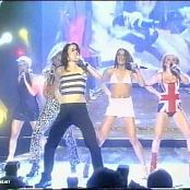 Spice Girls Who Do You Think You Are Live Brit Awards 1997 Video