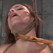 Bella Rossi Big Titted Girl Hard BDSM Punishment HD Video
