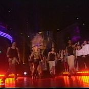 Christina Aguilera genie in a bottle Live totp 210714 300914avi 00002