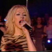 Christina Aguilera genie in a bottle Live totp 210714 300914avi 00003