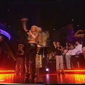Christina Aguilera genie in a bottle Live totp 210714 300914avi 00009