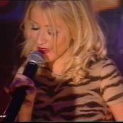 Christina Aguilera Genie In a Bottle Live TOTP 1999 Video