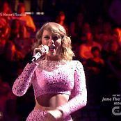 Taylor Swift We Are Never Getting Back Together Live IHeartRadio Music Festival HD Video
