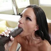 Raven Bay Loving That Black Dick Interracial Sex HD Video