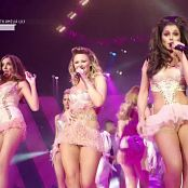 Girls Aloud Love Machine Live Ten The Hits Tour HD Video
