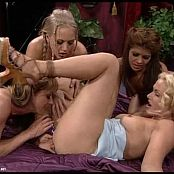 Rio Mariah, Shayla LaVeaux, Kylie Wilde & Ava Vincent Lesbian Video
