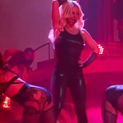 Britney Spears Im A Slave 4 U Live Las Vegas 5 9 2014 Sexy Black Latex Catsuit 291014mp4 00007