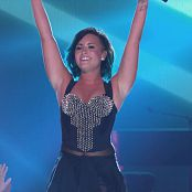 Demi Lovato Neon Lights Live Fanfest Concert HD Video