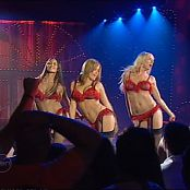 Carmen Electra Striptease Show On MTV Video