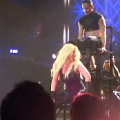Britney Spears Do Something live in Vegas Latex Catsuitmp4 00007
