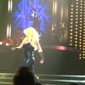 Britney Spears Do Something live in Vegas Latex Catsuitmp4 00009