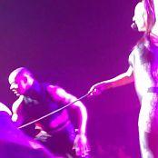 Britney Spears Gives Nicole Richie Wet Dreams Live POM Tour HD Video