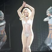 Britney Spears Womanizer Live 2014 Glitter Outfit HDmp4 00002
