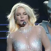 Britney Spears Womanizer Live 2014 Glitter Outfit HDmp4 00004