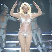 Britney Spears Womanizer Live 2014 Glitter Outfit HDmp4 00006