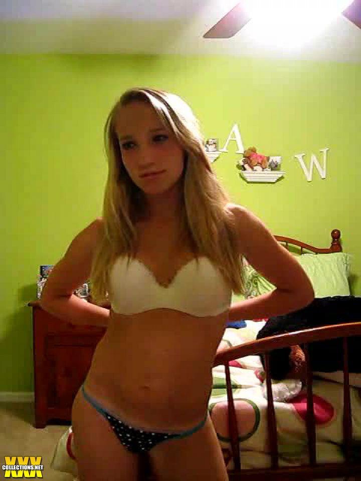Webcam blondes