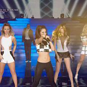 Girls Aloud Something Kinda Ooh Live Ten Hits Tour 2013 HD Video