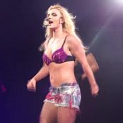 Britney Spears Womanizer Live On Femme Fatale Tour HD Video