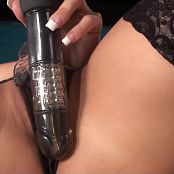 Nikki Sims Black Thunder Dildo Masturbation HD Video