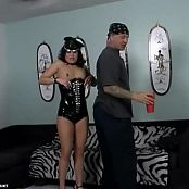 Ashley Blue Shiny black Latex BTS HQ new 191114avi 00006