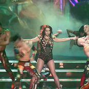 Britney Spears Toxic Piece Of Me Tour Las Vegas 19 02 2014 191114mp4 00003