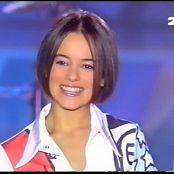 Alizee Gourmandises Sexy Live Performance 2001 Video