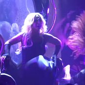 Britney Spears Im A Slave 4 U Very Sexy NEW Latex Catsuit 2014 HD 241114mp4 00003