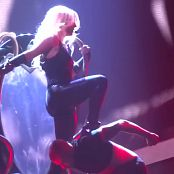 Britney Spears Im A Slave 4 U Very Sexy NEW Latex Catsuit 2014 HD 241114mp4 00004