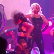 Britney Spears Im A Slave 4 U Very Sexy NEW Latex Catsuit 2014 HD 241114mp4 00006