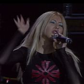 Christina Aguilera So Emotional Live New York 2001 HD Video