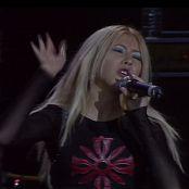 Christina Aquilera So Emotional Music Live from NY 2000 HD new 070914 241114avi 00010