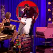 Taylor Swift Interview Shake It Off Channel 4 HD Alan Carr Chatty Man 24Oct2014 301114ts 00002