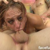 Carmen Capri Deep Throated Until She Pukes HD Video