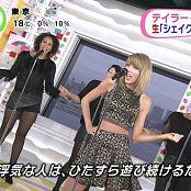 Taylor Swift Shake It Off Sukkiri 05 11 2014 1080its 00005