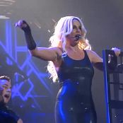 Britney Spears Do Something Very Sexy NEW Latex Catsuit 2014 HD 101214mp4 00004