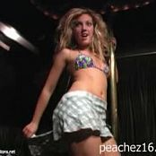 Sarah Peachez 16 Year Old Striptease In Limo Video