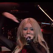 Christina Aguilera Genie In A Bottle Live From New York 2001 HD Video